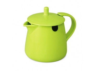 Lime Teabag Teapot