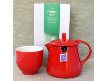 Cherry Teapot Set