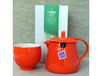 Carrot Teapot Set