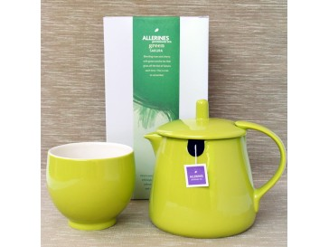 Lime Teapot Set *Sale*